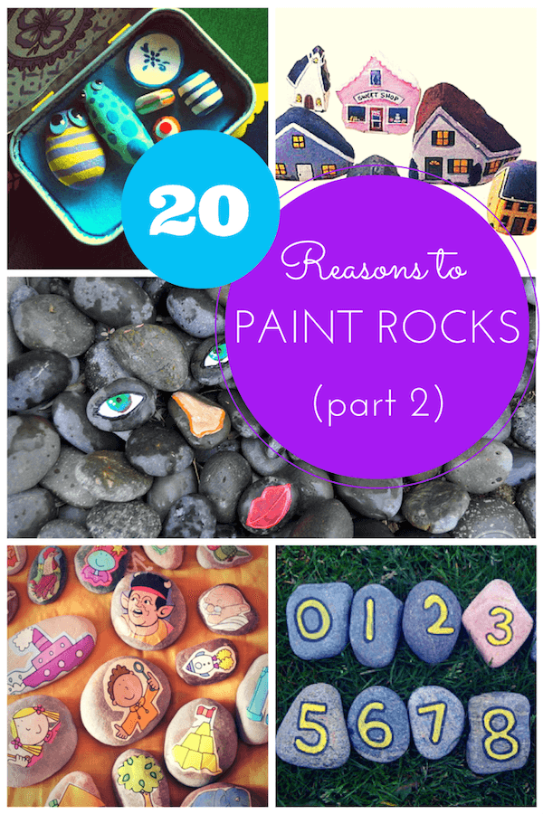 20 reasons to paint rocks 2