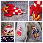 Easy sewing project: kid's clothes plasters