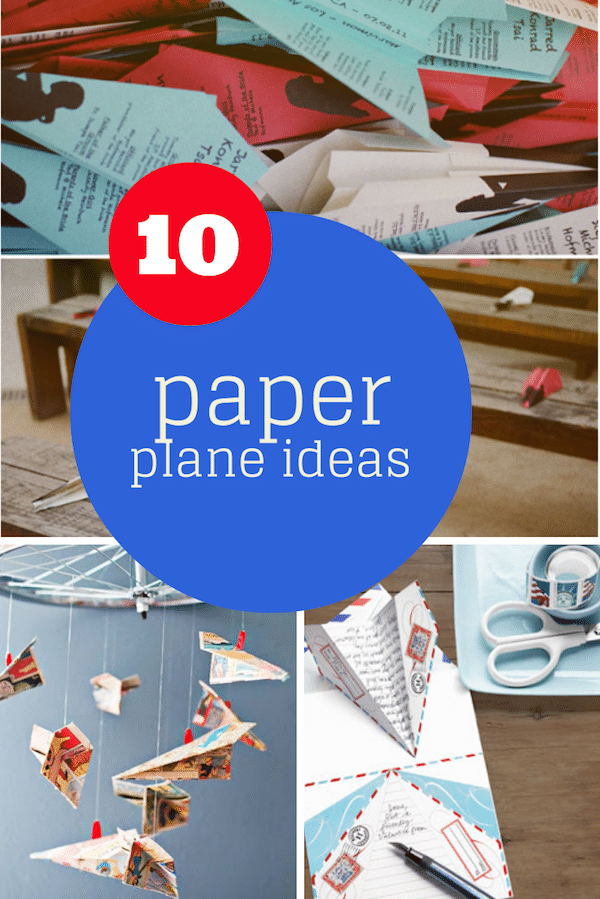 10 clever ideas for paper airplanes for kids 10 clever ideas for paper airplanes for kids sciox Choice Image