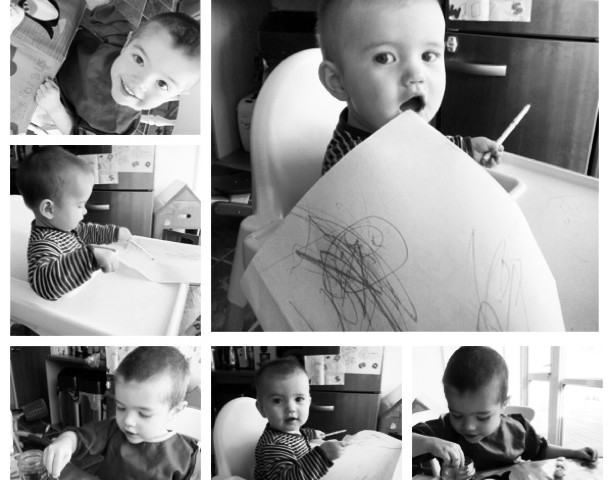 fearless painting & drawing