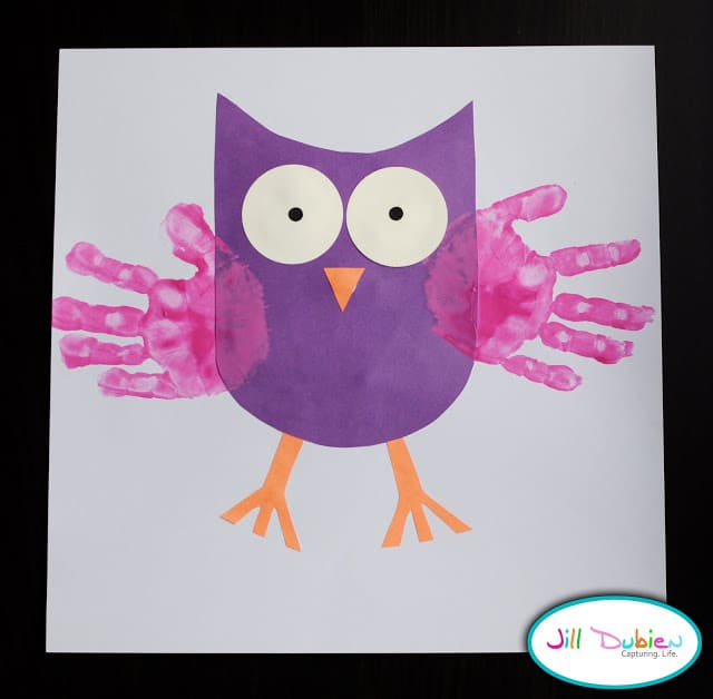10 amazing handprint craft ideas for kids