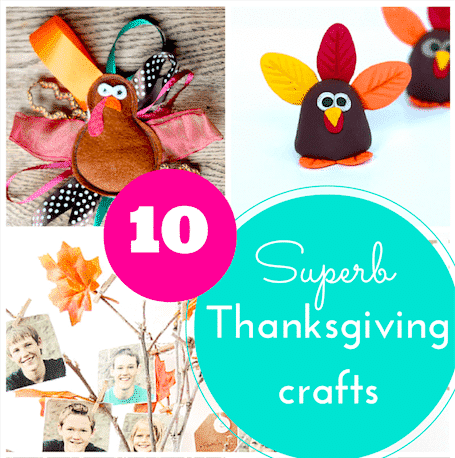 Thanksgiving crafts and activities thumbnail