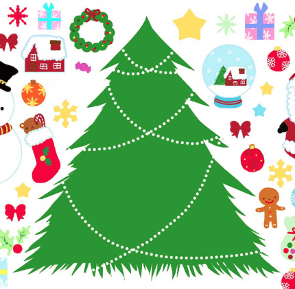 Merry Christmas (free printable)!