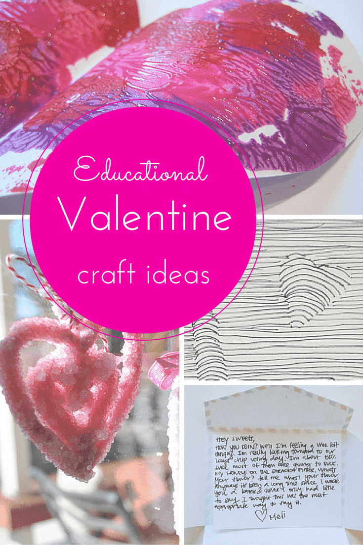 Valentine Easy Craft Ideas