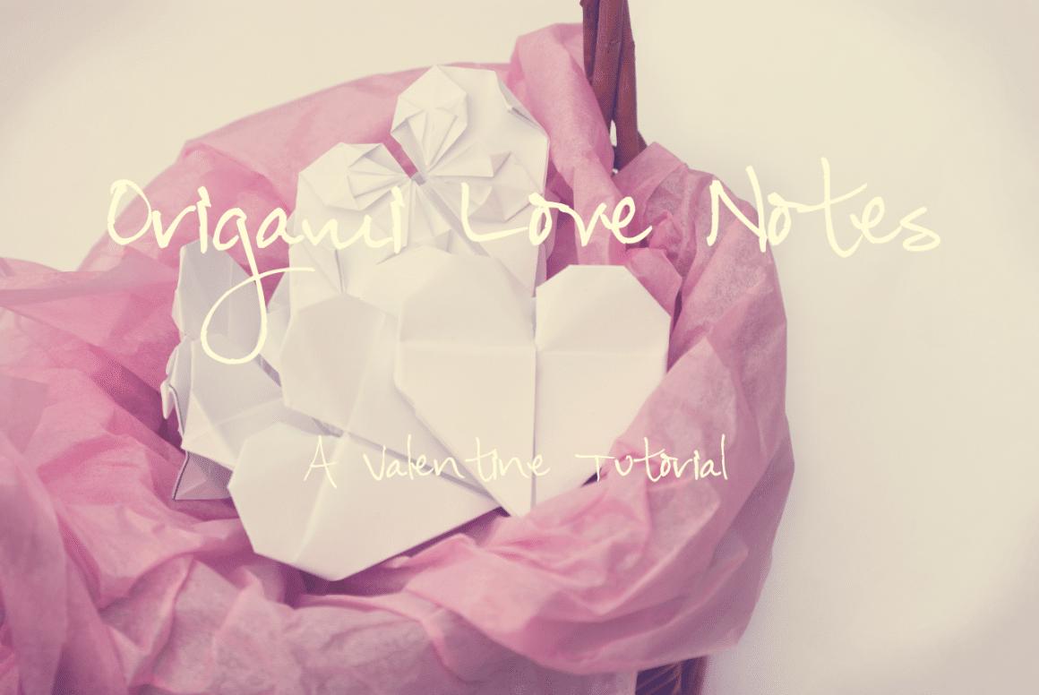 OrigamiLoveNote