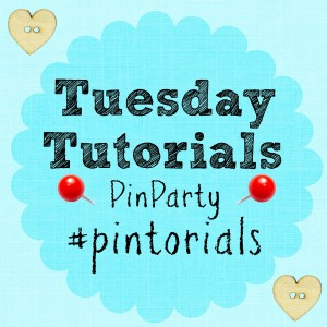 Tuesday Tutorials - join our Pinning party!