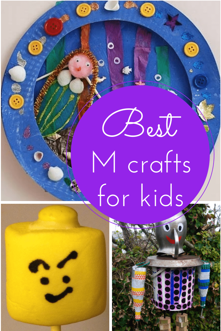 Best M crafts for kids