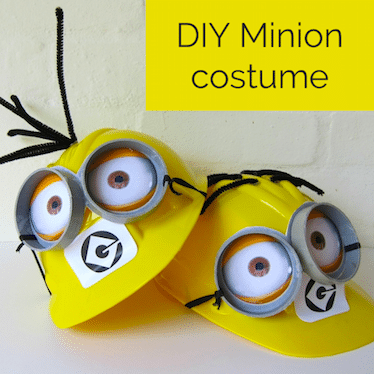 DIY Minion hat thumbnail