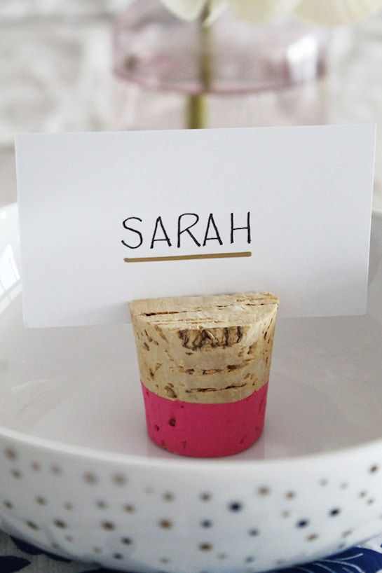 DIY_cork_card_place_holder