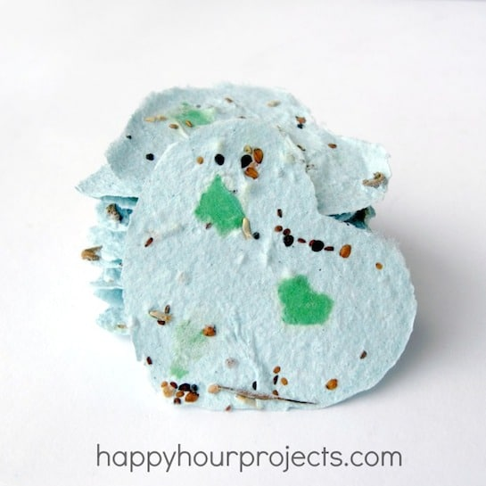 recycled seed tags