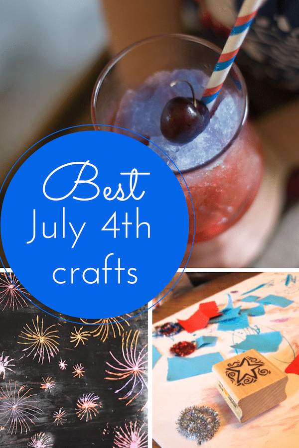 July 4th craft ideas