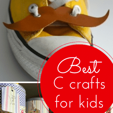 The best C craft ideas for kids
