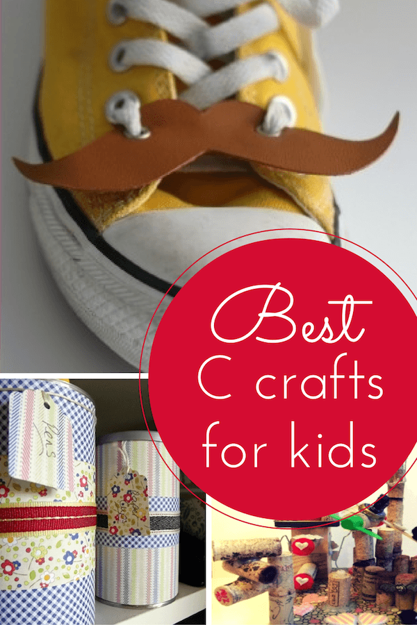 best C craft ideas for kids