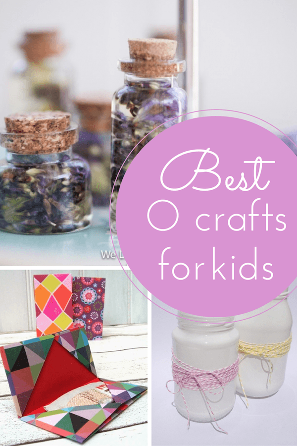best O craft ideas for kids