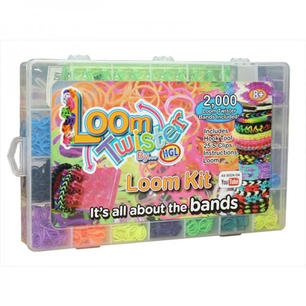 WIN a Twister Loom Band Kit