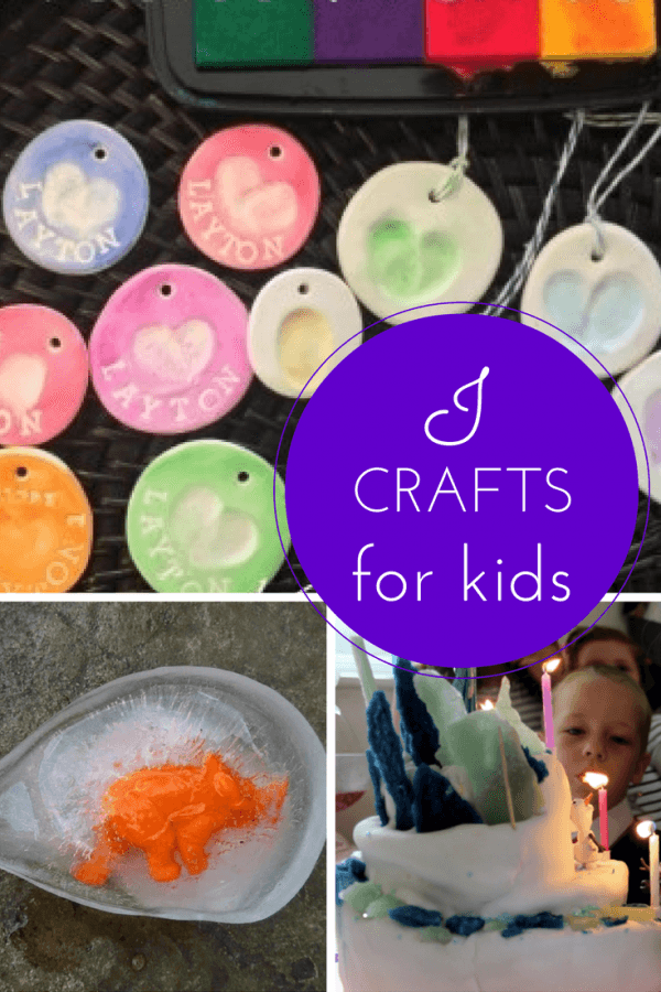 I craft ideas or kids