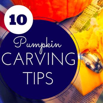 Pumpkin carving tips thumbnail
