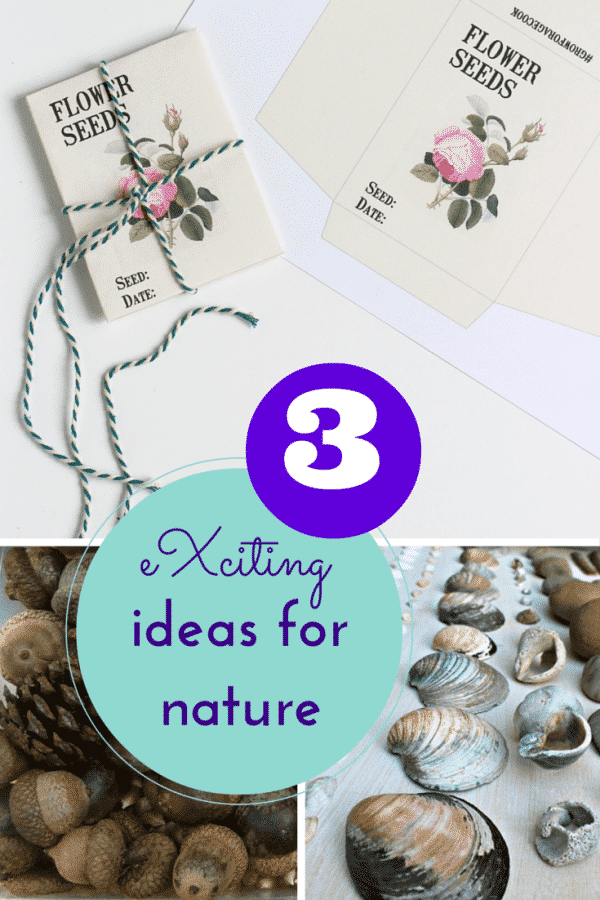 eXciting ideas inspired by nature