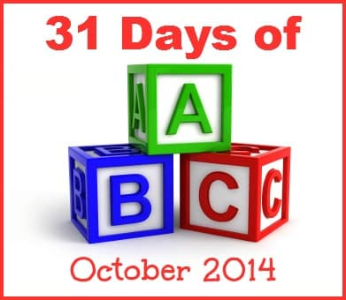 31 Days of ABC series
