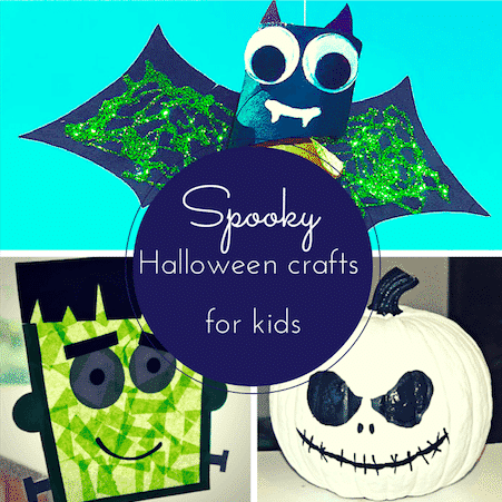 Halloween crafts for kids thumbnail