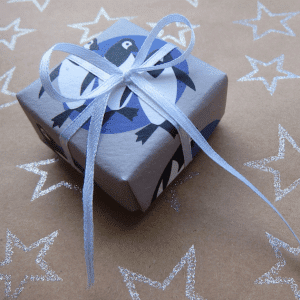 No mess Christmas craft recycled gift boxes