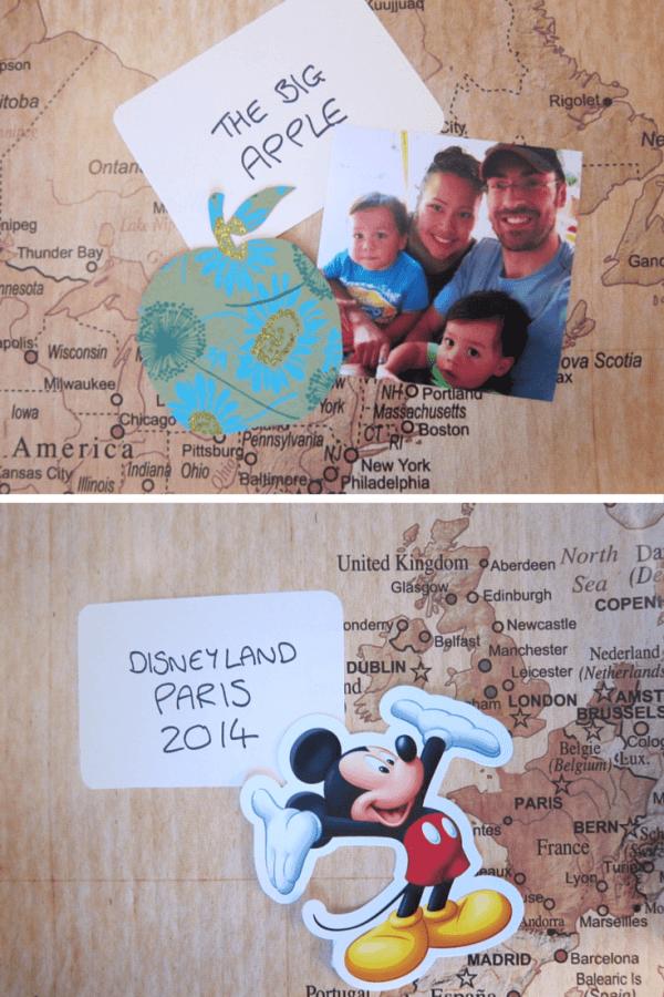 NY & Disneyland Paris