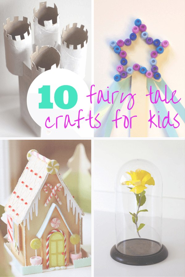 sleeping beauty craft ideas 10 tale crafts for 5434