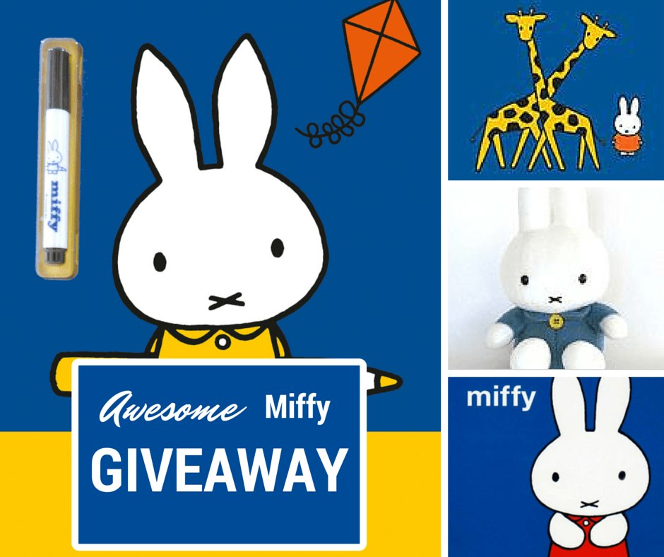 Awesome Miffy giveaway!