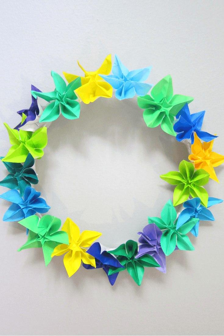Origami Spring 2773219 Nut Intermediate Youtube