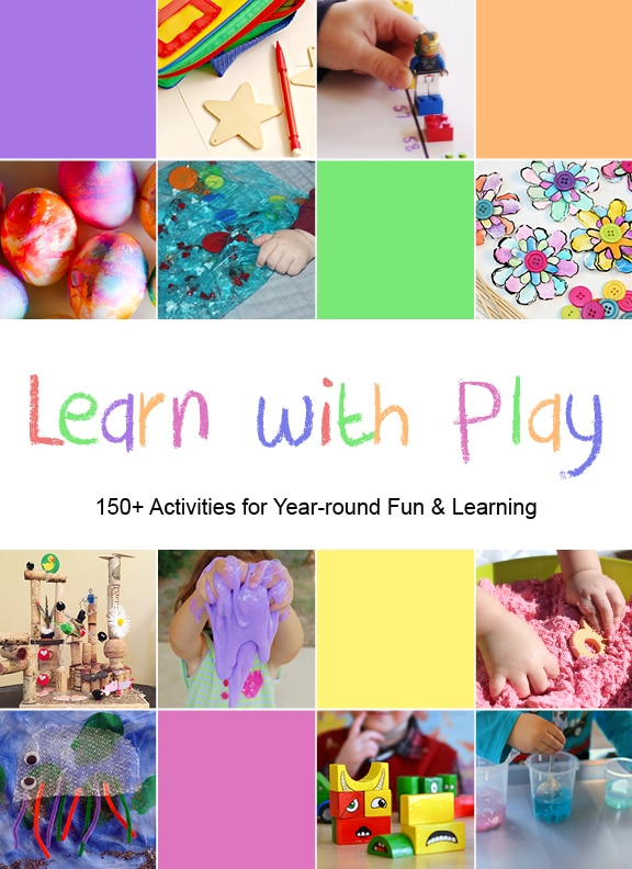 Learn with Play: A book like no other!