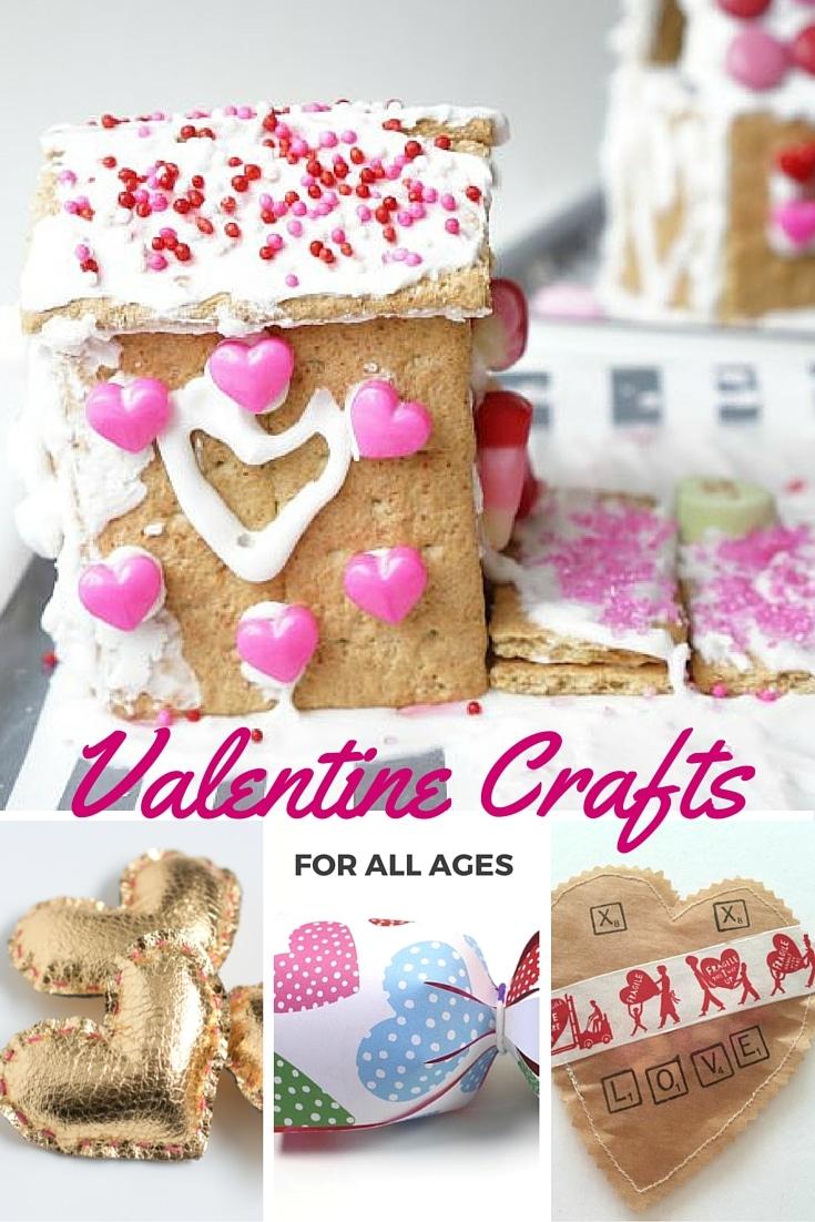 Pretty lovely Valentine crafts